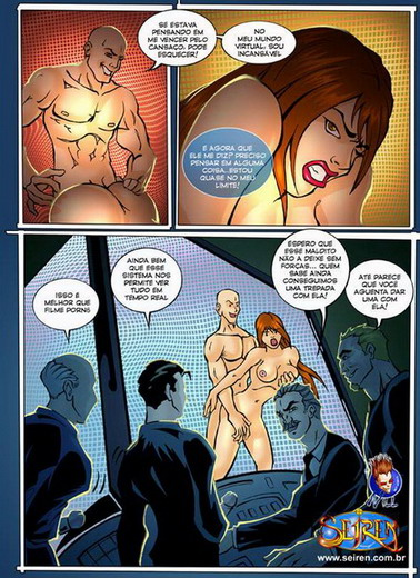 Adult Empire adult comics - The Speebble