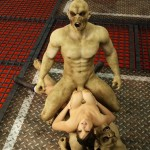 Monsters Porn Zone : 3D Monster Comics Porn Comics 3D