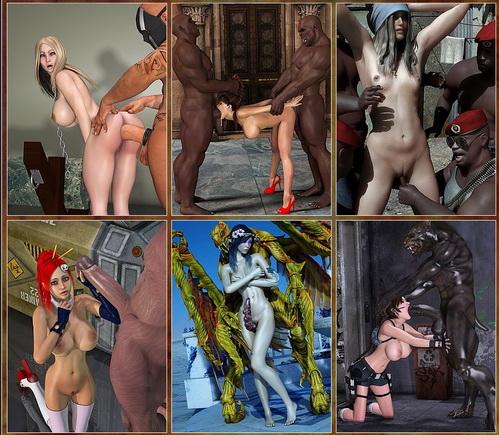 Extreme porn comics 3D