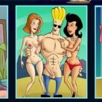 Harley Quinn xxx comics : Porn Comics Super Villains
