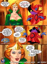 Speebble porn comics : Porn Comics