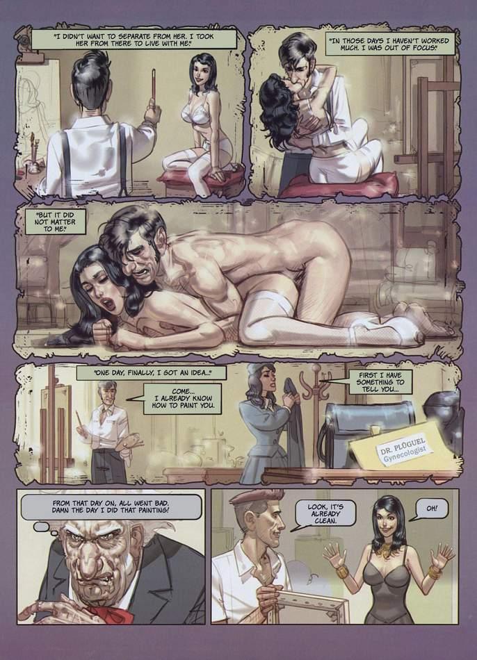 Speebble porn comics