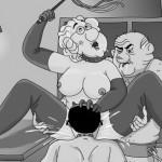 Bob's Burgers BDSM Toons : Bondage Porn Comics