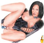Movie stars nude scene : Celebrity Naked Comics